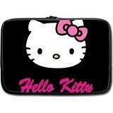 Custom Hello Kitty Laptop Sleeve 15 Inch Notebook Computer Bag Case Cover(Twin Sides)