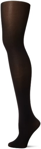 Hue Women's Shaper Opaque Tight, Black , ()
