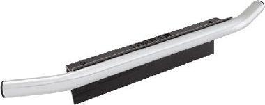 Lightforce UNIBARCHROME Unibar Chrome Driving Light License Plate Mount 140mm, 170mm & Universal Lights