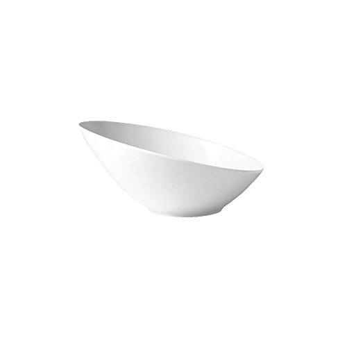 Metro Oval Dining Table (Steelite 9001C620 Distinction Sheer White 26 Oz Bowl - 12 /)