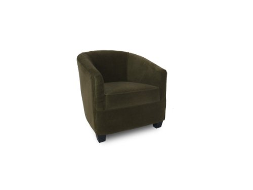 Hiatt Furniture Laurie Fabric Chair, Flanders Moss (Passport Accent Furniture)