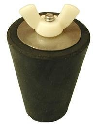 Universal Tapered Rubber Winter Expansion Plug for Winterizing Pools or Spas #HWP1-5