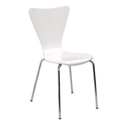 Perfect Sit Kids Chair Finish: White (Legare Espresso compare prices)