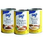 Precision Foods Thick-It Purees Salisbury Steak - 15 oz - Case