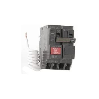 30a 2p ge gfci circuit breaker ground fault circuit interrupters30a 2p ge gfci circuit breaker