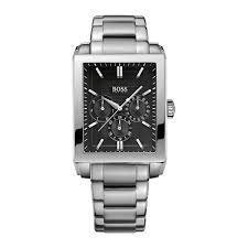 Hugo Boss Multi-Function Black Stainless Steel Mens Watch 1512891