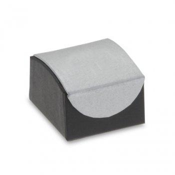 skielka designschmuck Bague avec 2rails 24mm de largeur (Bague en Argent 925) 2Bague, Roll Bague en or qualité forgé