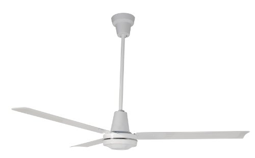 Leading Edge 56001 Heavy Duty High Performance Ceiling Fan, 27500 CFM, White For Sale