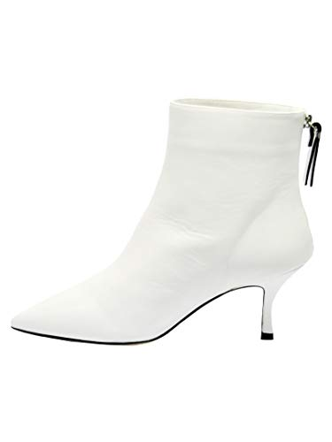 Ankle White Juniper70offwhite Boots Women's Leather Stuart Weitzman 7qafwwX