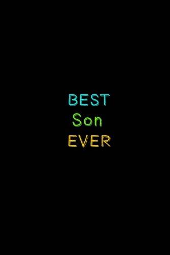 Best Son Ever: A Journal