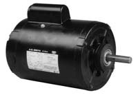 Century V1104BL 1 hp 1725 rpm, Single Phase Evaporative Cooler Motor by AO Smith