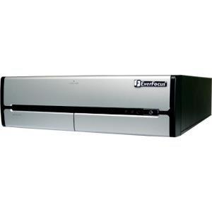 EVERFOCUS ENVS800/2TB 8CH, 30 FPS PER CH NVR& SRVR 2TB, H264/MJPEG/MPEG4 ()