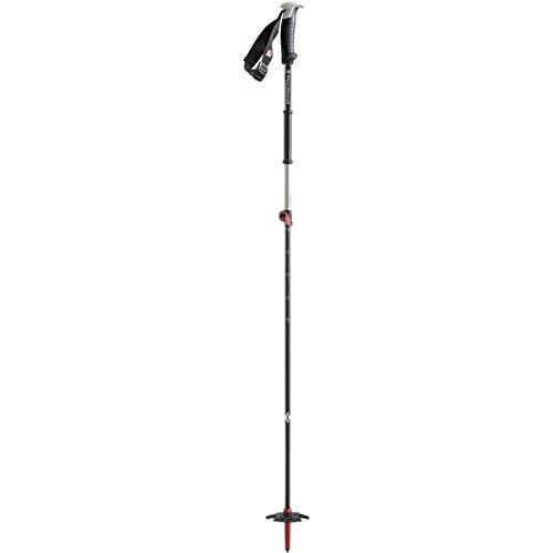 Black Diamond Razor Carbon Ski Poles Carbon 125 (Black Diamond Touring Skis)