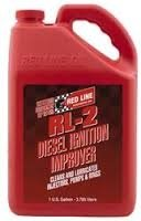 Red Line 70305 RL-2 Diesel Additive, 1 Gallon, 1 Pack
