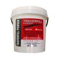 (Stone Pro Traverfill - Travertine Hole and Void Repair - 1 Pound - Light )