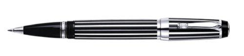Montblanc Boheme Platinum-Plated Crystal Rollerball Pen 7519