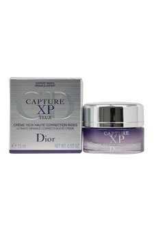 Capture XP Yeux Ultimate Wrinkle Correction Eye Cream by Christian Dior for Women - 0.52 oz Eye Cream