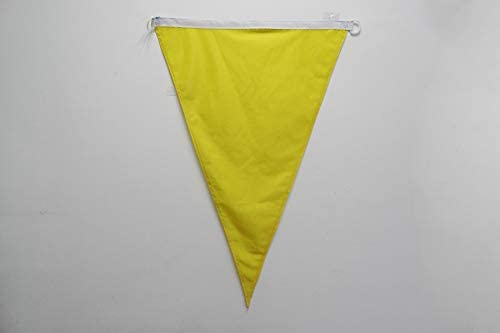 AZ FLAG Bandera de Playa Naranja 150x100cm Uso Exterior - Bandera DE BAÑO 100 x 150 cm Anillos: Amazon.es: Hogar