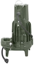 Zoeller 295-0003 High Head Waste-Mate D295 230V 2HP Auto Submersible Sewage Pump