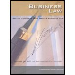 Business Law >CUSTOM<
