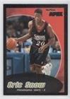 (Eric Snow (Basketball Card) 1999-00 Skybox Apex - [Base] #140)