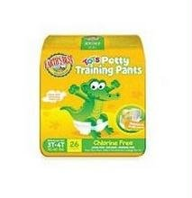 Earth's Best Potty Training Pants Size 3T-4T (4x26ct) by Earth's Best