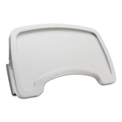 (RCP781588PLA - Sturdy Chair Microban Youth Seat Tray )