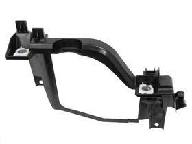 BMW e60 e61 Headlight Bracket Front LEFT oem NEW head lamp mount mounting brace (Mounting Brace)