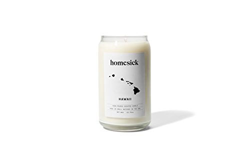 Homesick Scented Candle, Hawaii