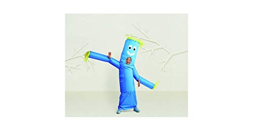 Hyde and Eek! Boutique Kids' Air-Blown Inflatable Car Guy Halloween Costume