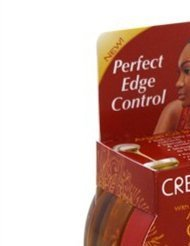 Control Creme - Creme of Nature Argan Oil Perfect Edges Control 2.25 oz. Jar (3 Pack)