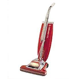 """Quick Kleen Wide Track Vacuum with Vibra-Groomer, 16"""" Path,"""
