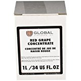 Winexpert Red Grape Concentrate - 1 Liter by Global Vintners Inc.