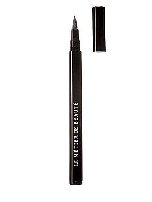 Le Metier De Beaute Precision Liquid Eyeliner, Noir, .02 Ounce by Le Metier de Beaute