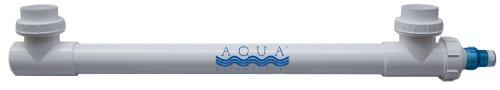 Aqua Ultraviolet Twist 40-watt 60 Hz UV Lamp for Aquarium, 2-Inch