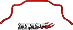 Tanabe TSB019F Sustec 30.4mm Diameter Front Sway Bar for 1990-1995 Toyota MR-2 ()