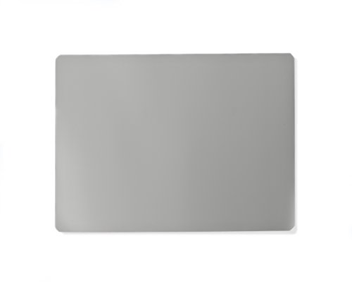 Silver - Dry Erase Magnetic Sheet - 12'' X 18'' - 1 Sheet by Discount Magnets