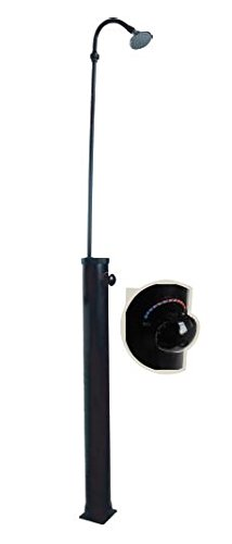 Eco Solar Heated Outdoor Shower. Hot / Cold Temperature Dial. 8 L - 7ft. by Outdoor (Image #2)