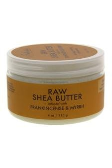Shea Moisture Raw Shea Butter Infused With Frankincense & Myrrh Moisturizer For Unisex