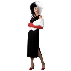 Cruella de Vil Classic Adult Costume - ()