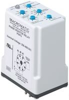 MACROMATIC CONTROLS PMPU PHASE MONITORING RELAY, SPDT, 480VAC by MACROMATIC CONTROLS