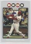 Ken Griffey Jr. (Baseball Card) 2008 Topps Chrome - [Base] - Refractor #152