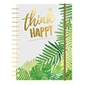 Trimcraft First Edition Planner Creative Diary Journal - Everyday Tropical