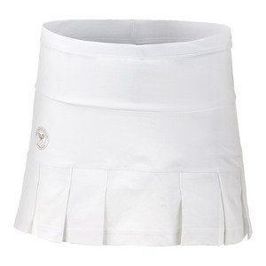 Women`S Wimbledon Tennis Skirt White Babolat