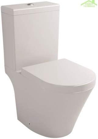 KARAG Sorento - Pack de WC con Tapa de Freno de Chute: Amazon.es ...