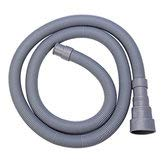 Drain Water Hose Pipe Universal Extension Corrugated Dishwasher - 1PCs Unknown