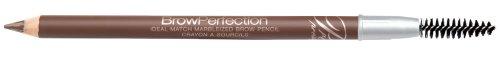 Prestige Cosmetics Brow Perfection Ideal Match Marbleized Brow Pencil, Medium to Dark, 0.042 ()