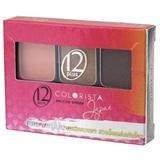New 12 Plus Colorista Japan Multi Eyeshadow01 4.5g.