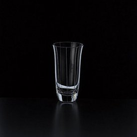 Table ware East Tableware East Mini Glass Stripe 5.7 oz (170 cc) Cute Small Glass Great for Guest, Party, Restaurant, Cafe