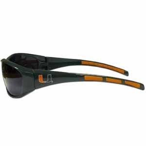 Miami Hurricanes Sunglasses - Eye Miami Glasses